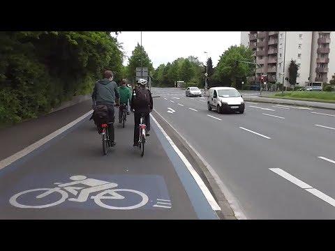 Radschnellweg Göttingen