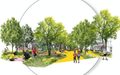 Straßen als Lebensraum – Zukunftsvisionen für Frankfurt #02
