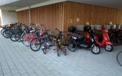 Fahrrad von Anfang an – Wohnen und Fahrrad