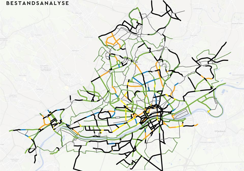 """""""Frankfurt auf neuen Wegen"""" – Die Vorstellung unserer Radnetzplanung"""