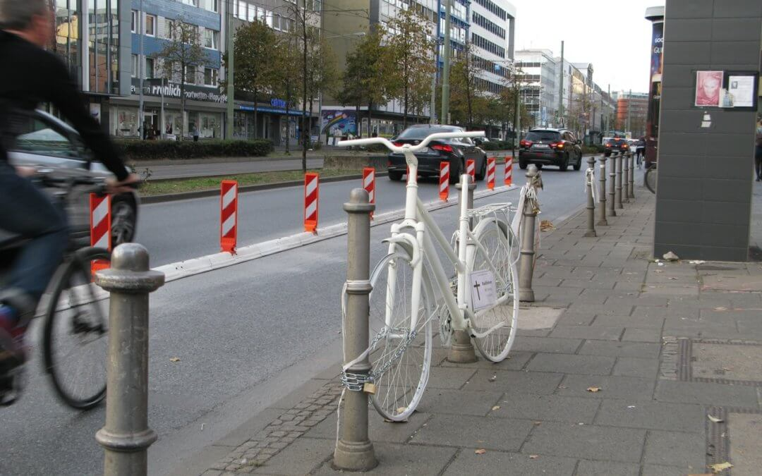 Stadt reagiert auf Radentscheid-Einigung: Erste Maßnahmen kommen!