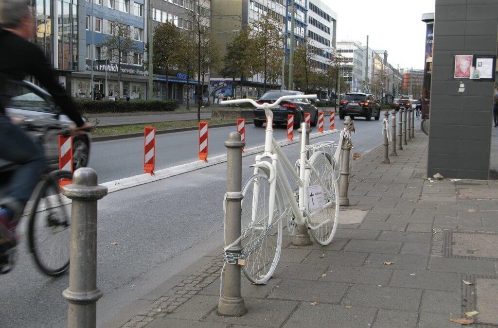 Provisorische Radwege: Warum Verkehrsversuche manchmal ein guter Start sind