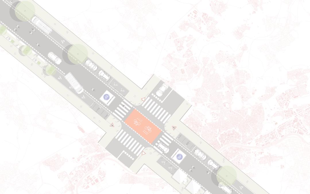 Frankfurter Fahrradstraße – Vorschläge zur fahrradfreundlichen Umgestaltung Frankfurter Nebenstraßen