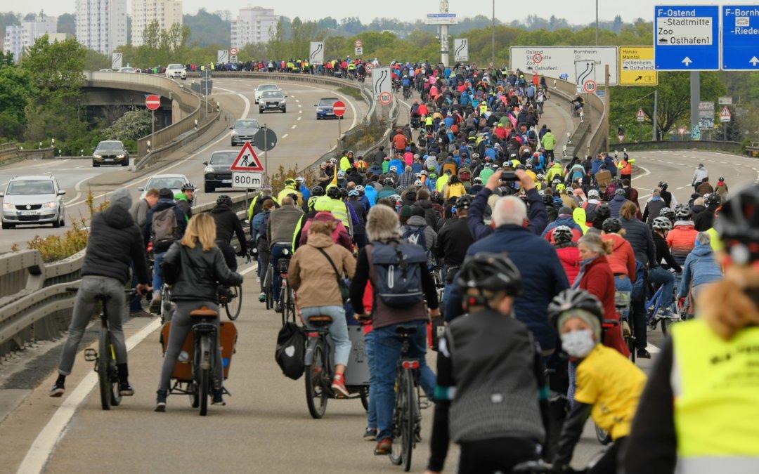 3.500 Menschen für die Mobilitätswende!